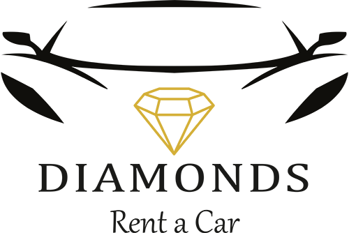 logo diamonds rent a car